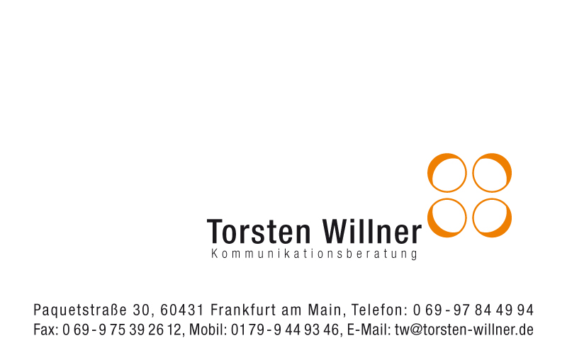 Torsten Willner Kommunikationsberatung